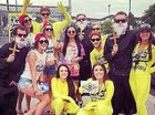 Priest costumes and crucifix cause offence at Stereosonic