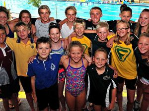 Swimmers set to match it with state's best