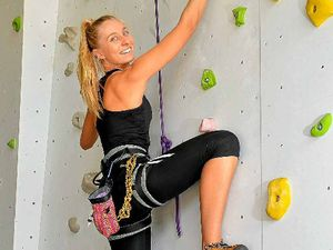 Anyone for some social climbing?