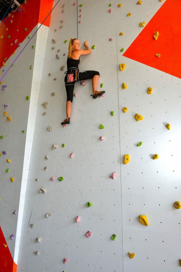 rock climbing rockhampton