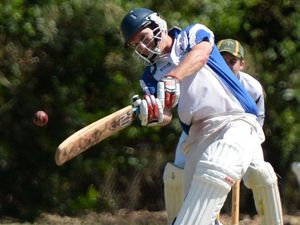 Opening batsman made his second century in a fortnight