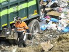 Queensland dumping ground for NSW garbage