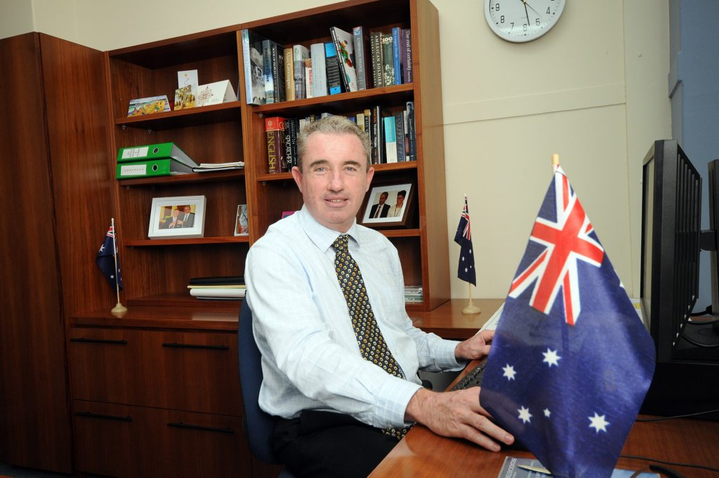 Kevin Hogan, will now be the Federal member for all of the Clarence Valley.