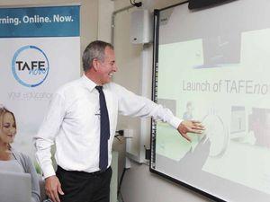 TAFE online to fulfil demands