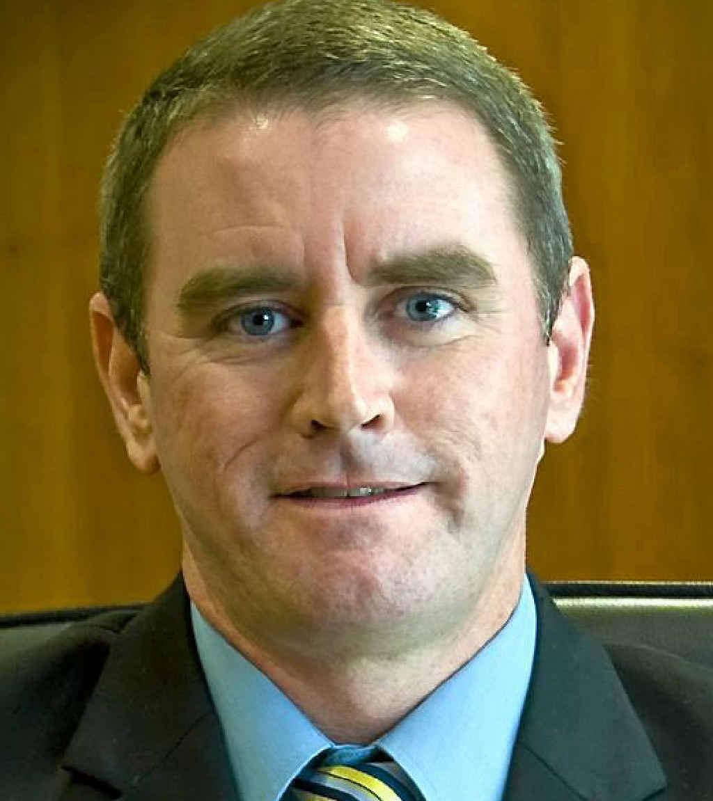 COUNCIL CEO: Stuart Randle.