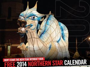 The best of 2013 in our free 2013 Northern Star Calendar