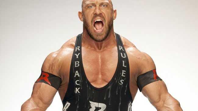 WWE's Ryback