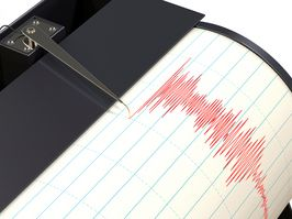 Earthquake off the NSW Central Coast