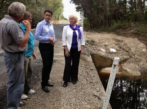 Flood improvements start to flow across state says minister
