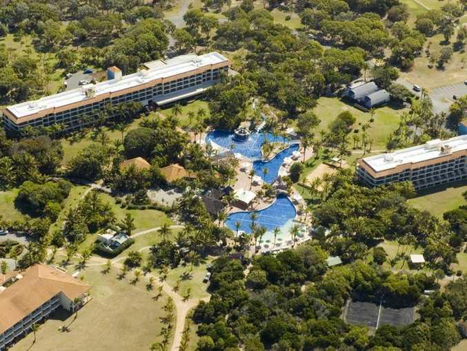 Mercure Capricorn Resort Photo Contributed
