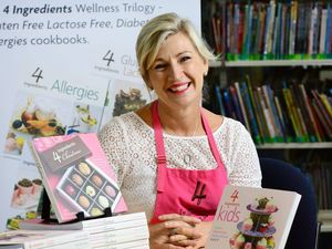 Author of 4 Ingredients will give talks, demos at libraries