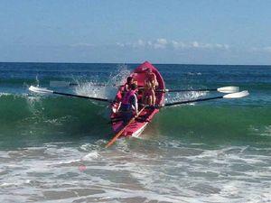 Foxy Ladies lead the way at Gold Coast surf lifesaving meet