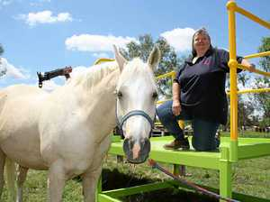 Gift arrives early for Lockyer riders