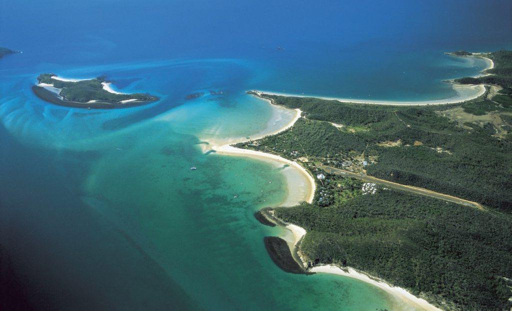 Great Keppel Island.