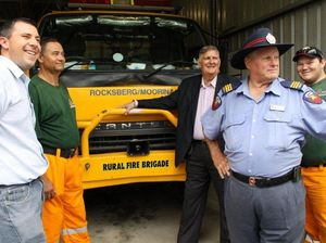 Rural firefighters to get a Deputy Commissioner