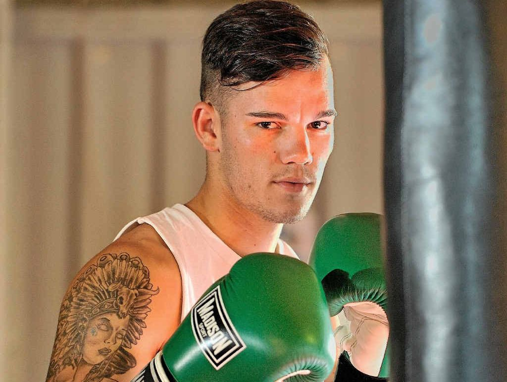 Liam Nicolson is waiting on an exemption from Boxing Australia in order to make the Australian Championships in February.