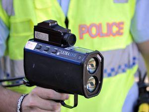 Police aim speed guns at hoons
