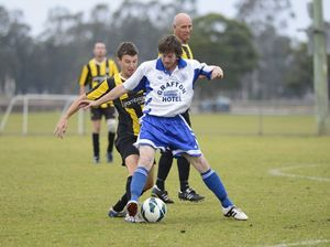 Soccer scene thriving but Rushforth facilities need a boost