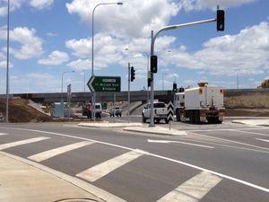 Calliope Crossroads interchange opens
