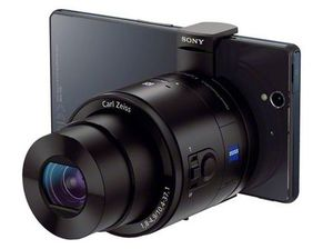 Elly Awesome presents: Sony's QX100 smartphone camera