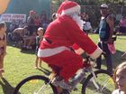 Santa surprises at Goonellabah Community Christmas Party