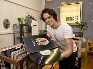 Bunker vinyl records