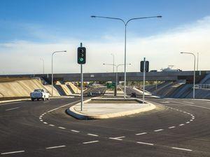 Major milestone as Calliope Crossroads interchange opens