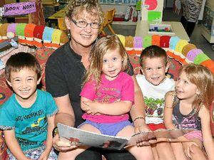 Surprise bonus for childcare centre