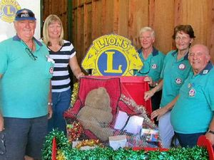 Lions Club raffle the biggest yet
