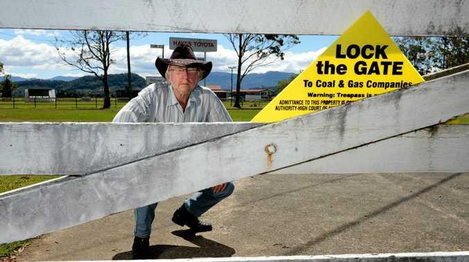 Lock The Tweed's Michael McNamara. Photo: John Gass / Daily News