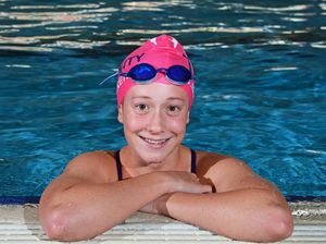 Trinity swimmer now ranked in nation's top three for her age