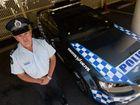 Senior Sergeant Ewan Findlater at the Rockhampton Police Station. Photo: Chris Ison / The Morning Bulletin