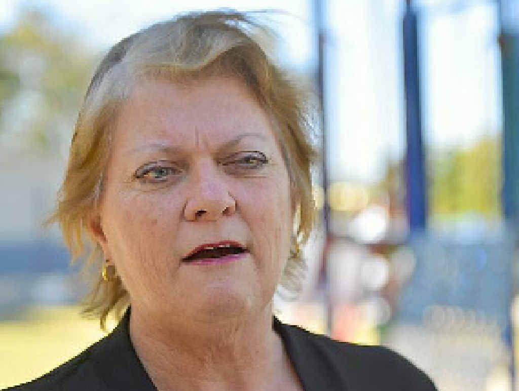 Gladstone MP Liz Cunningham.