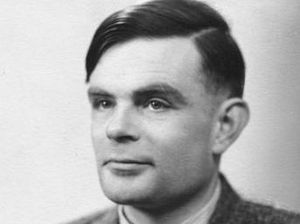 Alan Turing pardoned for crime of being a homosexual