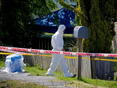Jasmine Cooper's body was found at a house in Coronation St, Te Hana, about 4am yesterday after worried neighbours called police. Photo / Sarah Ivey