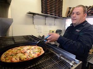 Local pizza rises to national menu