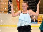 Ice-skating enthusiasts enjoy Ice City at the MECC