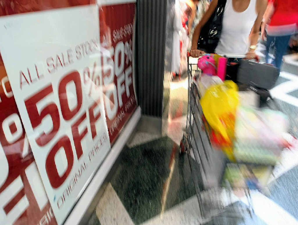 There will bargains galore in Gladstone during the Boxing Day shopping spree.