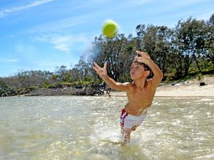 Check out the Tweed's top swimming creeks