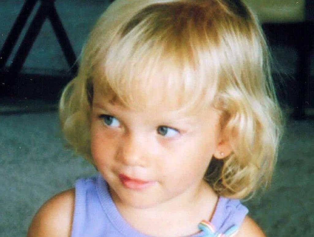 POOL VICTIM: Hannah Plint.