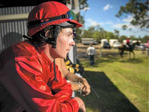 Racing and mining give jockey two different lives