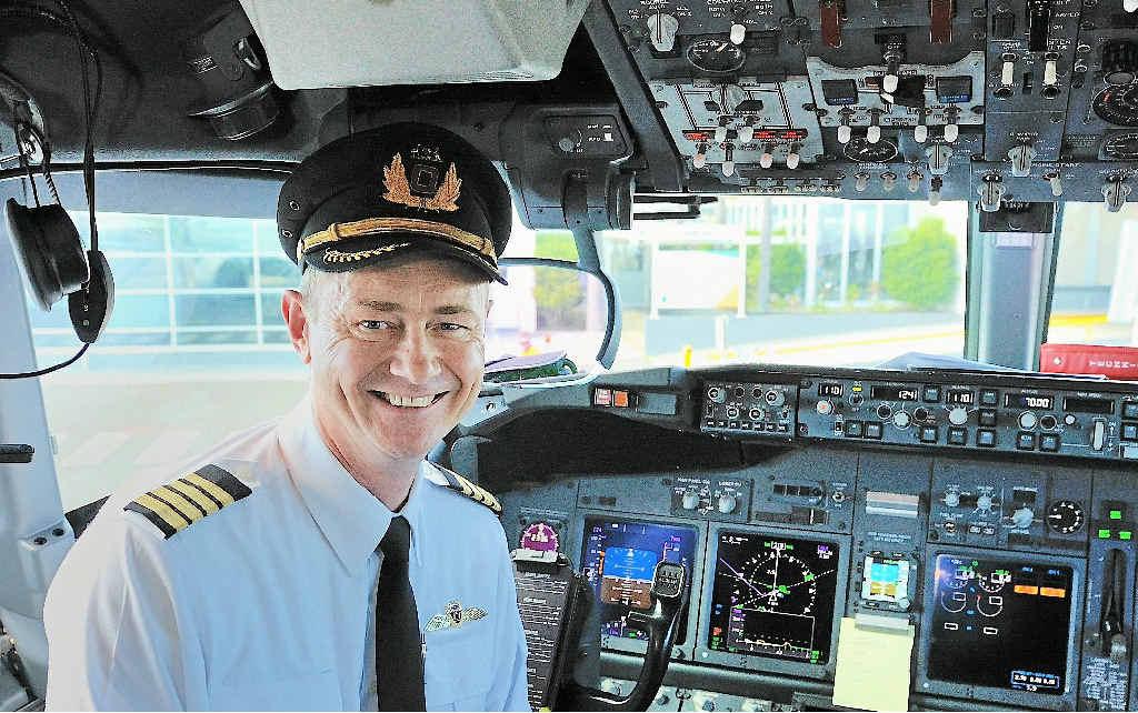 Captain Brett Jensen.