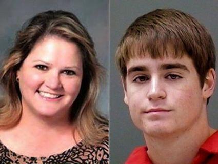 (Left) Sharon Aydelott via Facebook, (right) Brandon Aydelott
