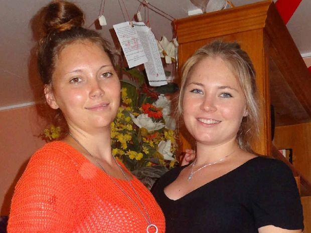 Kym and Skye Krobath are preparing for their trip to Kenya.