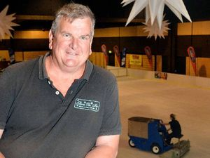 Commentator stays close to pastime of gliding on ice