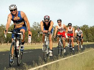 Competitors race in for 'Hell' event