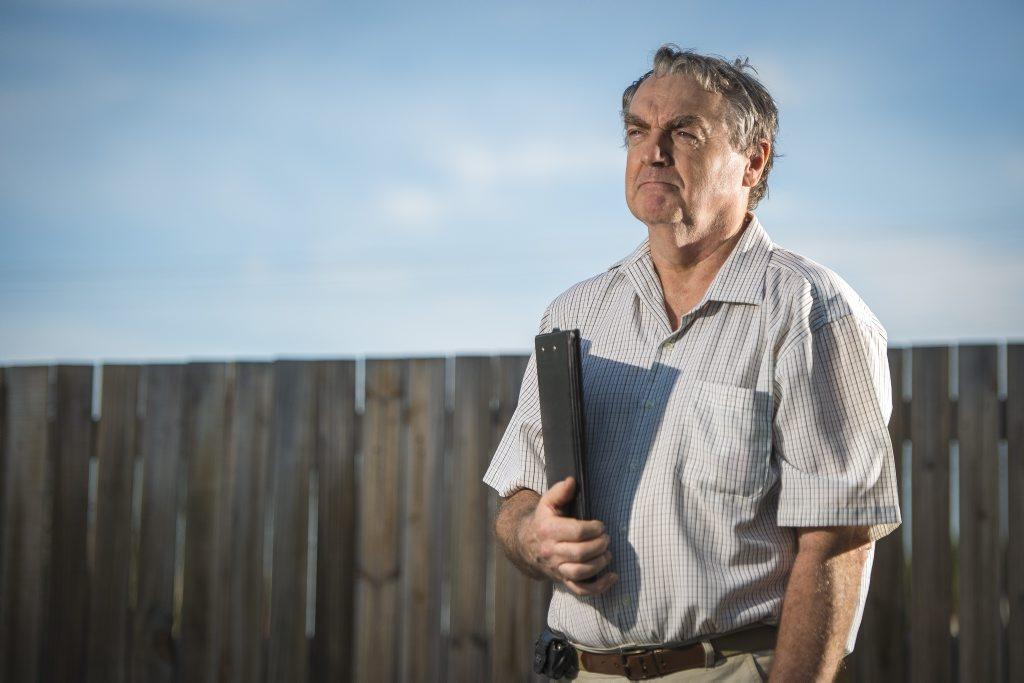 Paul Sundstrom, director Gladstone Steel Project