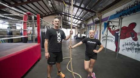 Glenn Azar has sold his gym to finance his daughter Alyssa's Mount Everest climb.