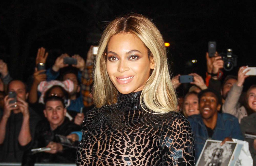 Superstar Beyonce.