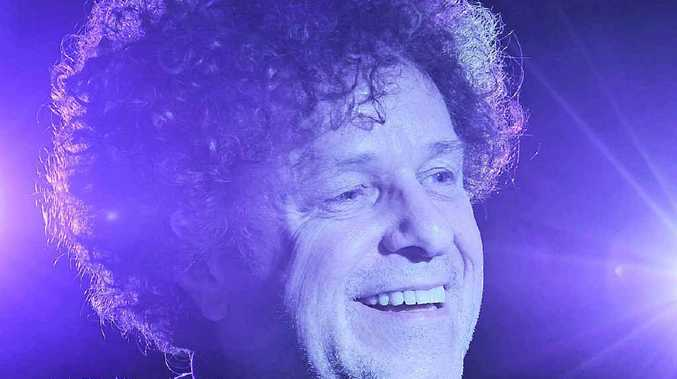 STILL ROCKING: Leo Sayer